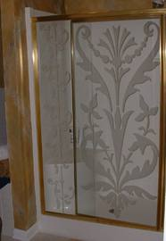 10 glass types you can use for the shower door juz interior - Interesting closet doors ideas types of doors you can use ...