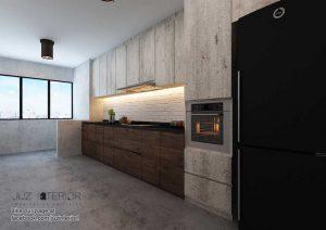 Singapore HDB Kitchen_screed flooring copy