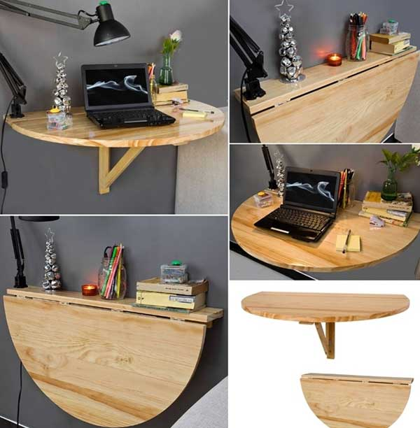 2 foldable table