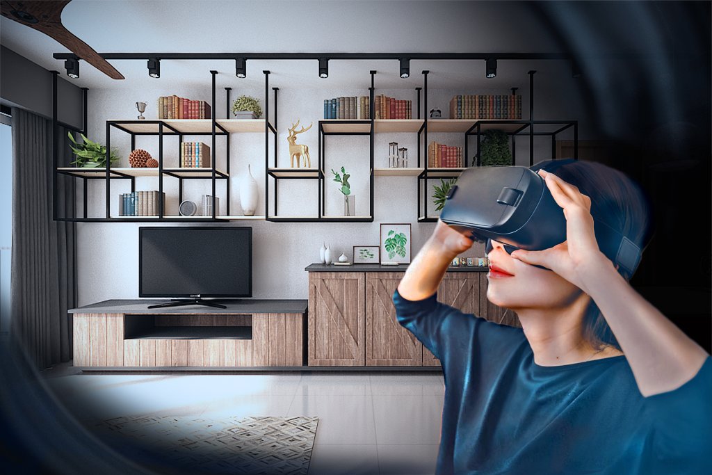 Juz Interior Virtual Reality Home Tour Interior Design Tool